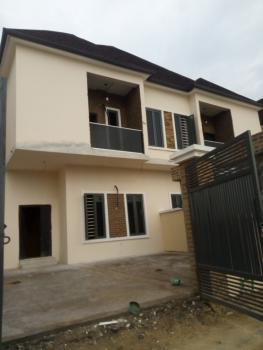 4 Bedroom Semi Detached Duplex, Chevron Toll Gate, Lekki Expressway, Lekki, Lagos, Semi-detached Duplex for Sale