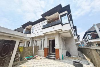 Nicely Finished 4 Bedroom Semi-detached House with Bq, Orchid Hotel Road, Lekki, Lagos, Semi-detached Duplex for Sale
