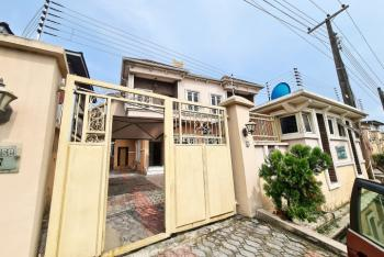 4 Bedroom Semi-detached House with Bq, Osapa, Lekki, Lagos, Semi-detached Duplex for Rent