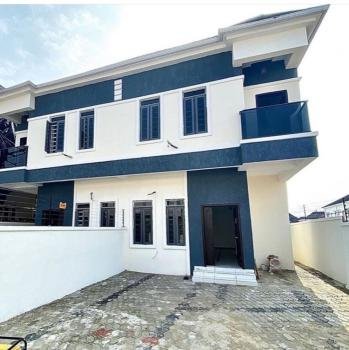 Newly Built 4bedroom Semi Detached Duplex with Bq, Oral Estates, Lekki Phase 2, Lekki, Lagos, Semi-detached Duplex for Sale