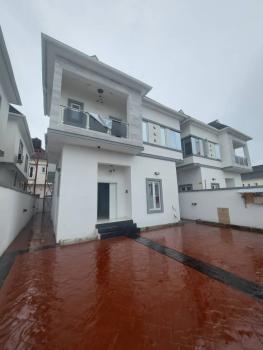 Luxury 4 Bedroom Fully Detached Duplex with a Room Bq, 15 Mins Away From Osapa, Idado, Lekki, Lagos, Detached Duplex for Sale