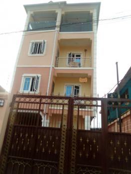 Lovely Roomself Contain, Off Agunlejika Street, Ijesha, Lagos, Self Contained (single Rooms) for Rent