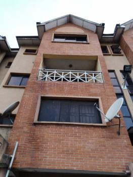 3 Bedroom Maisonette Apartment., Harmony Court Estate Olaleye., Iponri, Surulere, Lagos, Terraced Duplex for Sale