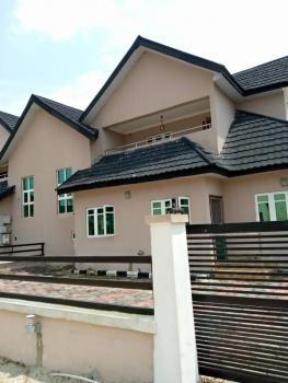 Newly Built 4 Bedroom Flat Is Available, Diamond Estate, Sangotedo, Ajah, Lagos, Detached Duplex for Rent