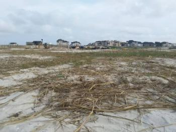 Water Front Land., Behind Arcadia Estate, Osapa, Lekki, Lagos, Residential Land for Sale