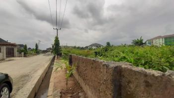 Two (2) Plots of Residential Land in a Top Secured Estate, Ivory Heights Estate, Shell Cooperative, Eliozu, Port Harcourt, Rivers, Residential Land for Sale