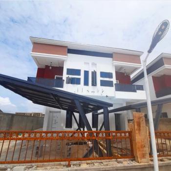 4 Bedrooms Semi Detached Duplex with a Room Bq, 2nd Toll Gate, Lekki Expressway, Lekki, Lagos, Semi-detached Duplex for Sale
