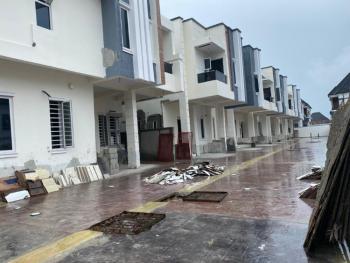 Luxury 4 Bedroom Terrace Duplex, 2nd Toll Gate, Lekki, Lagos, Terraced Duplex for Sale