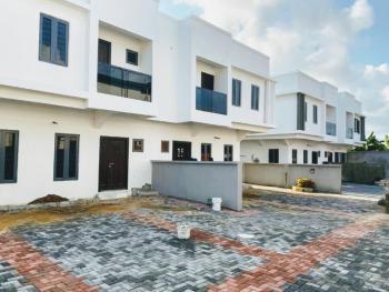 Lovely Semi Detached 4 Bedroom with Bq., Sangotedo, Ajah, Lagos, Semi-detached Duplex for Sale