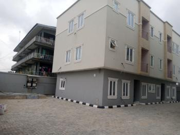 Brand New 6 Bedroom Townhouse, Estate, Ilupeju, Lagos, Terraced Duplex for Sale