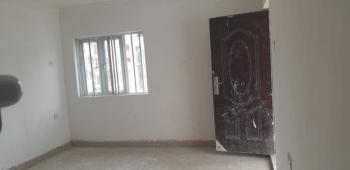 New 2 Bedroom Flat ( Upstairs), Yaba, Lagos, Flat for Rent