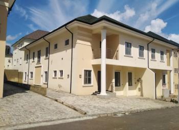Newly Built 5 Bedroom Semi Detached Duplex with Bq, Close to Cedarcrest Hospital By Brains & Hammers Estate, Gaduwa, Abuja, Semi-detached Duplex for Sale