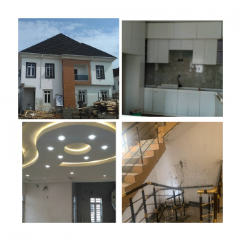 Luxury 5 Bedroom Detached Duplex with Bq, Shagisha Phase 2, Gra, Magodo, Lagos, Detached Duplex for Sale