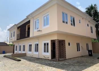 Nicely Built 4 Bedroom Semi Detached Duplex., Atlantic View Estate., Ologolo, Lekki, Lagos, Semi-detached Duplex for Sale