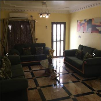 Nicely Finished and Furnished Four (4)-bedroom Duplex, Dolphin Estate, Old Ikoyi, Ikoyi, Lagos, Semi-detached Duplex Short Let
