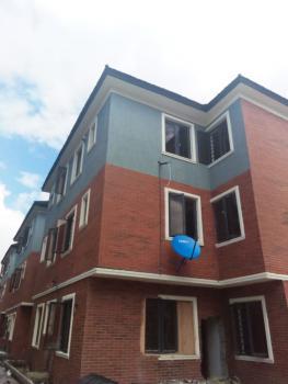 Newly Built 4 Bedroom Terrence Duplex, Osapa, Lekki, Lagos, Terraced Duplex for Sale