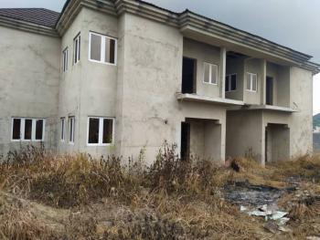 Luxury Twin Duplex of 4 Bedrooms Each with Bq, Aerodrome Gra, Samonda, Ibadan, Oyo, Detached Duplex for Sale