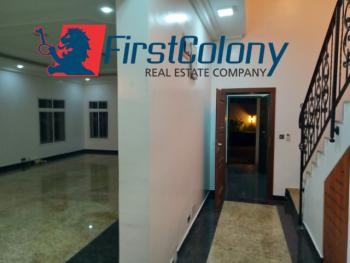 Massive 5 Bedroom Semi-detached House with Excellent Facilities, Residential Zone, Banana Island, Ikoyi, Lagos, Semi-detached Duplex for Rent