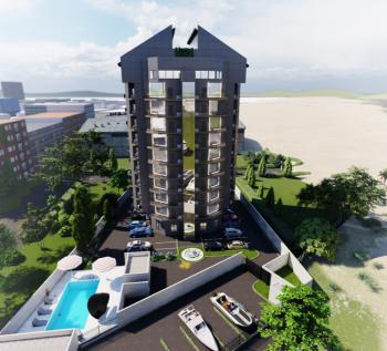 Waterfront Luxury 3 Bedroom Flat with Bq, Admiralty Way, Lekki Phase 1, Lekki, Lagos, Flat for Sale