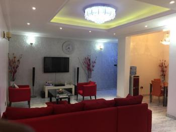 2 Bedrooms Flat Fully Furnished with 24 Hours Power, Lekki Gardens, Lekki, Lagos, Flat Short Let