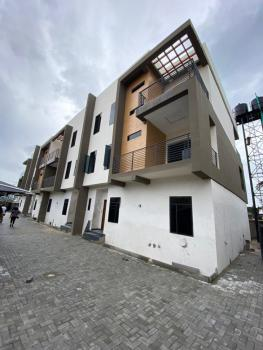 Luxury 4bedrooms Terrace Duplex House with Bq +swimming Pool, Located in Oniru Victoria Island Lagos, Oniru, Victoria Island (vi), Lagos, Terraced Duplex for Sale