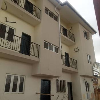 Service Mini Flat, Greenland Estate, Mende, Maryland, Lagos, Flat for Rent