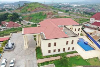 9 Bedroom Exquisite House with 6 Sitting Rooms, Opposite Abacha Barrack, Asokoro District, Abuja, Detached Duplex for Sale