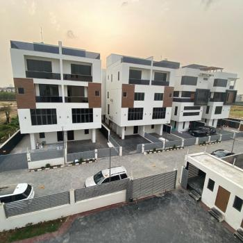 This Luxurious 5 Bedroom Semi-detached Duplex with Swimming Pool, Banana Island, Ikoyi, Lagos, Detached Duplex for Sale