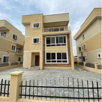 6 Bedroom Duplex with Bq in a Fully Serviced Estate, Western Foreshore Estate, Jakande, Lekki, Lagos, Detached Duplex for Sale
