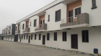 3 Bedroom Terrace, Bella Court, Lafiaji, Lekki, Lagos, Terraced Duplex for Sale