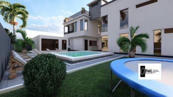 80% Completed 5 Bedroom Luxury House with Excellent Finishing., Royal Garden Estate After Vgc, Lekki, Lekki Expressway, Lekki, Lagos, Detached Duplex for Sale