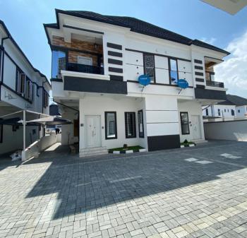 Luxury 4 Bedroom Semi Detached Duplex., Chevron Toll Gate., Lafiaji, Lekki, Lagos, Semi-detached Duplex for Sale