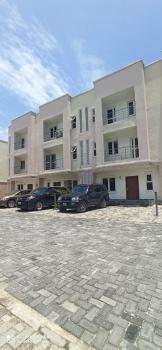 4 Bedroom Terrace Duplex with a Room Bq, Ilasan Behind World Oil, Lekki Phase 1, Lekki, Lagos, Terraced Duplex for Rent