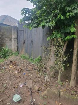 Fenced One Plot of Residential Land in a Built-up Area., Off Okocha Road Rumuolumeni, Obio-akpor, Rivers, Residential Land for Sale