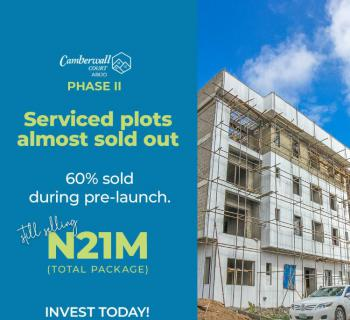 Affordable Land in a Developed Neighborhood with Excellent Facilities, Abijo, Lekki, Lagos, Residential Land for Sale
