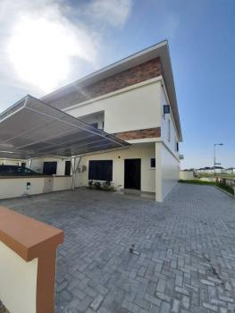 Newly Built 3 Bedroom Semi Detached Duplex with Bq, Buena Vista Estate, Off Orchid Road Chevron 2nd Toll Gate, Lekki Phase 2, Lekki, Lagos, Semi-detached Duplex for Rent