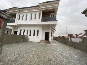 Spacious & Serviced 4 Bedroom Semi Detached Duplex with Bq, Vgc, Lekki, Lagos, Semi-detached Duplex for Sale
