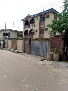 6 Units  of 3 Bedroom Flats with C of O with Very Good Road Network, Ogba, Ikeja, Lagos, Block of Flats for Sale