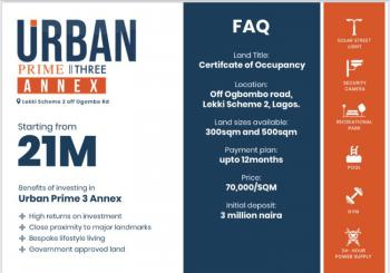 Genuine Land with Amazing Features, Lekki Phase 2, Lekki, Lagos, Residential Land for Sale
