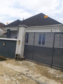 Newly Built 3 Bedrooms Bungalow with 1 Room Bq., Divine Homes Estate Thomas Estate., Ajiwe, Ajah, Lagos, Detached Bungalow for Sale