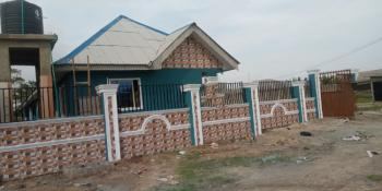 Newly Build Room and Parlor Self with Two Toilet, Bayeku Road, Igbogbo, Ikorodu, Lagos, Mini Flat for Rent