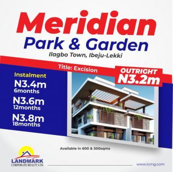 Meridian Park and Garden Ilagbo, Ilagbo Ibeju Lekki, Ibeju Lekki, Lagos, Residential Land for Sale