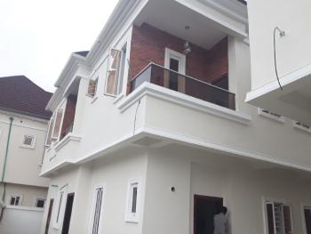 Newly Built Spacious 4 Bedrooms Semi Detached Duplex with 1 Bq, Chevron Road, Lekki Phase 2, Lekki, Lagos, Semi-detached Duplex for Sale