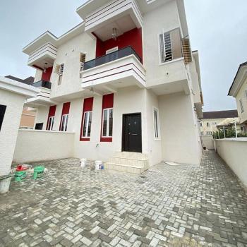 4 Bedroom Semi Detached Newly Build Duplex, Ikota, Lekki, Lagos, Semi-detached Duplex for Sale