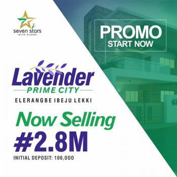 International Airport, Eleranigbe, Ibeju Lekki, Lagos, Residential Land for Sale