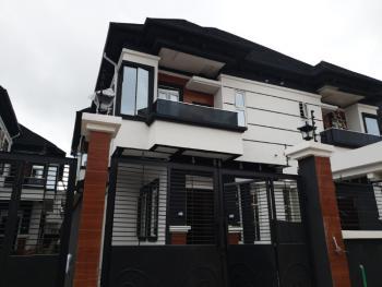 Well Built 4 Bedrooms Semi Detached Duplex, Orchid Road, Lafiaji, Lekki, Lagos, Semi-detached Duplex for Sale