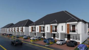 4 Bedroom Terrace Duplex, Orchid Hotel, Lafiaji, Lekki, Lagos, Terraced Duplex for Sale