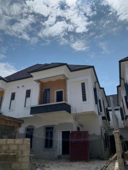 4 Bedroom Semi Detached Duplex with a Room Bq, Orchid Road, Lekki Phase 1, Lekki, Lagos, Semi-detached Duplex for Sale
