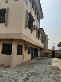 8 Bedrooms Semi Detached Duplex with 3 Living Rooms & 2 Maids Rooms, Dideolu Estate, Ogba, Ikeja, Lagos, Semi-detached Duplex for Sale