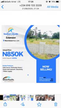 Land, Okun Imosan, Ibeju Lekki, Lagos, Mixed-use Land for Sale